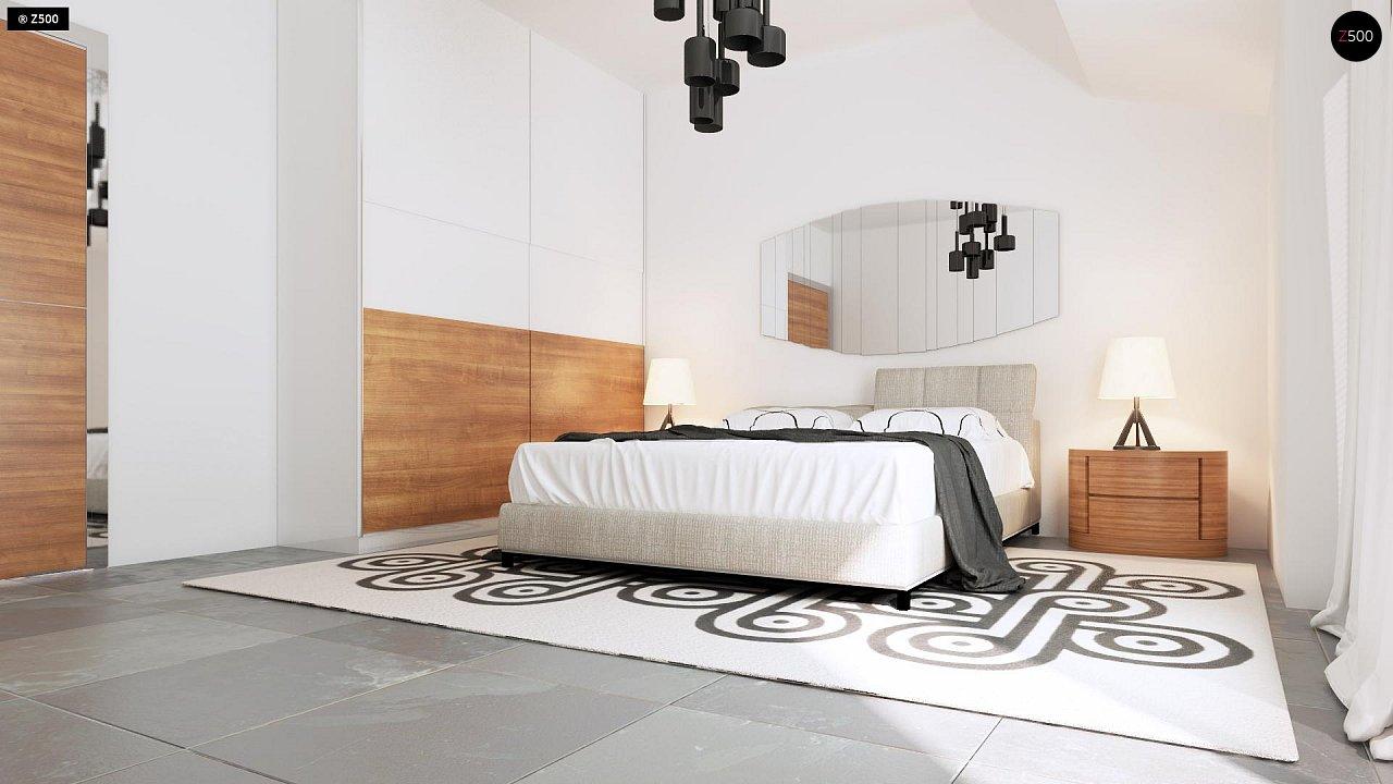 Дома близнецы стильного современного дизайна. 10