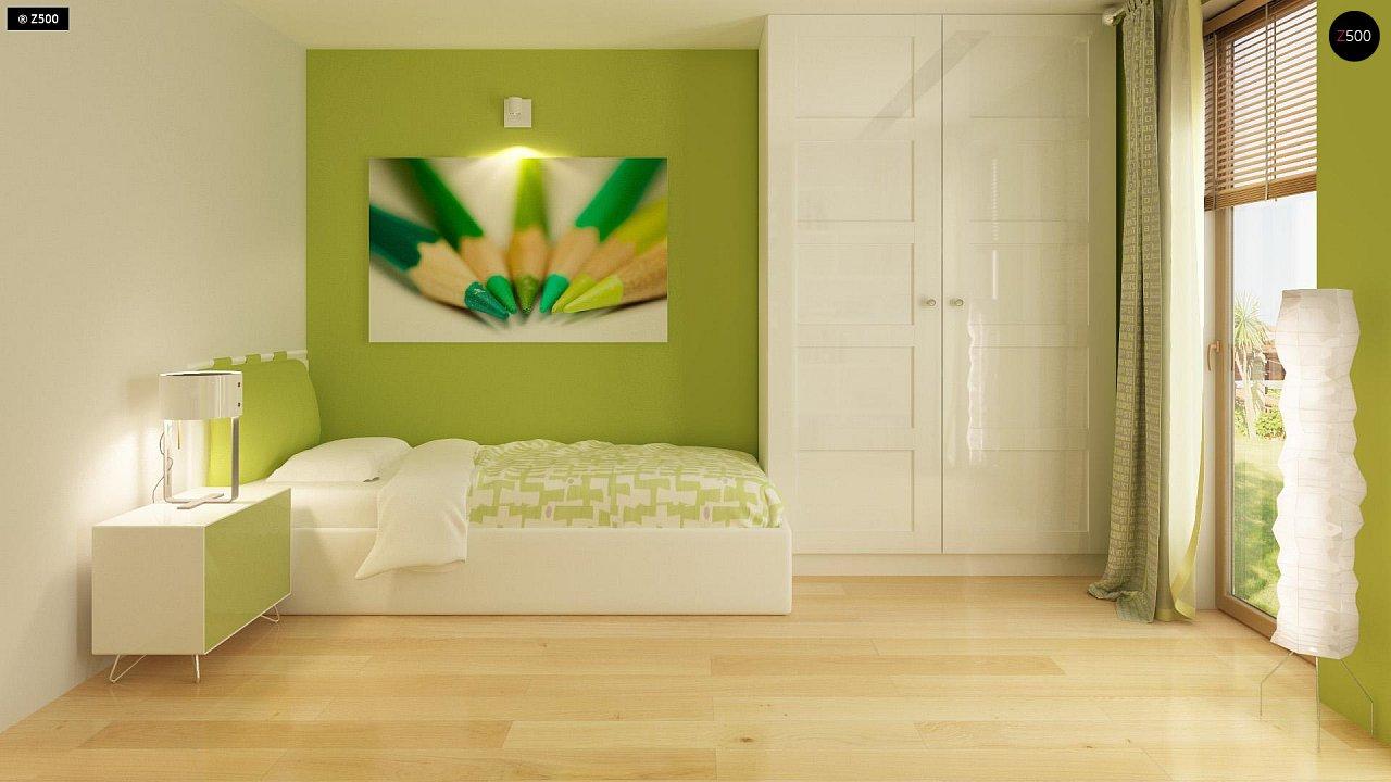 Прекрасное сочетание строгих минималистичных форм и уютного практичного интерьера. 13