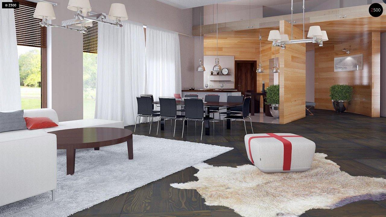 Изысканная резиденции с прекрасно продуманным интерьером. 6