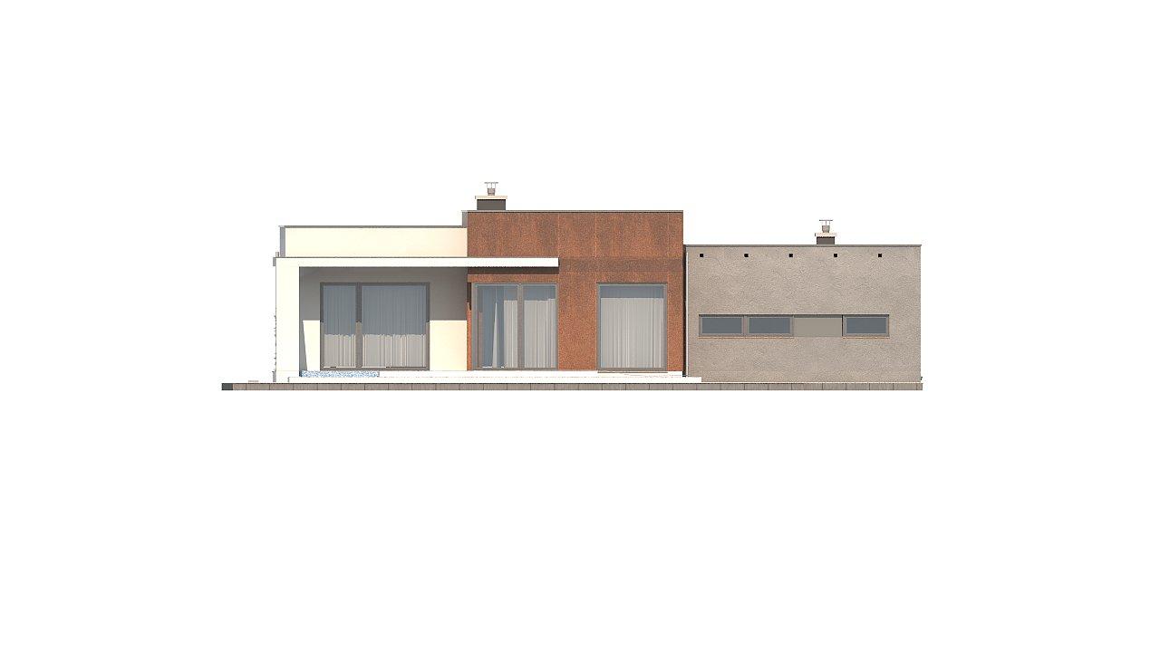 Комфортный современный дом со светлым и уютным интерьером. 17