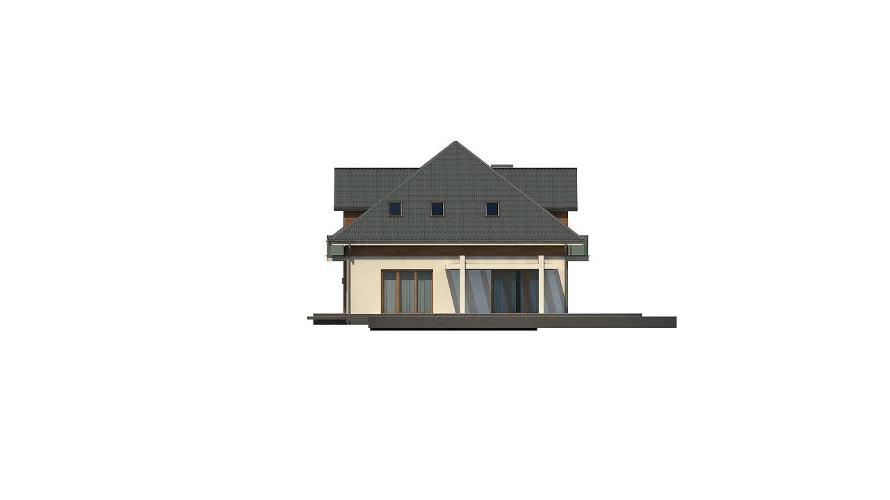 Проект дома Z50 в современной интерпретации. - фото 6
