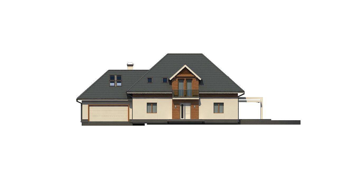 Проект дома Z50 в современной интерпретации. - фото 7