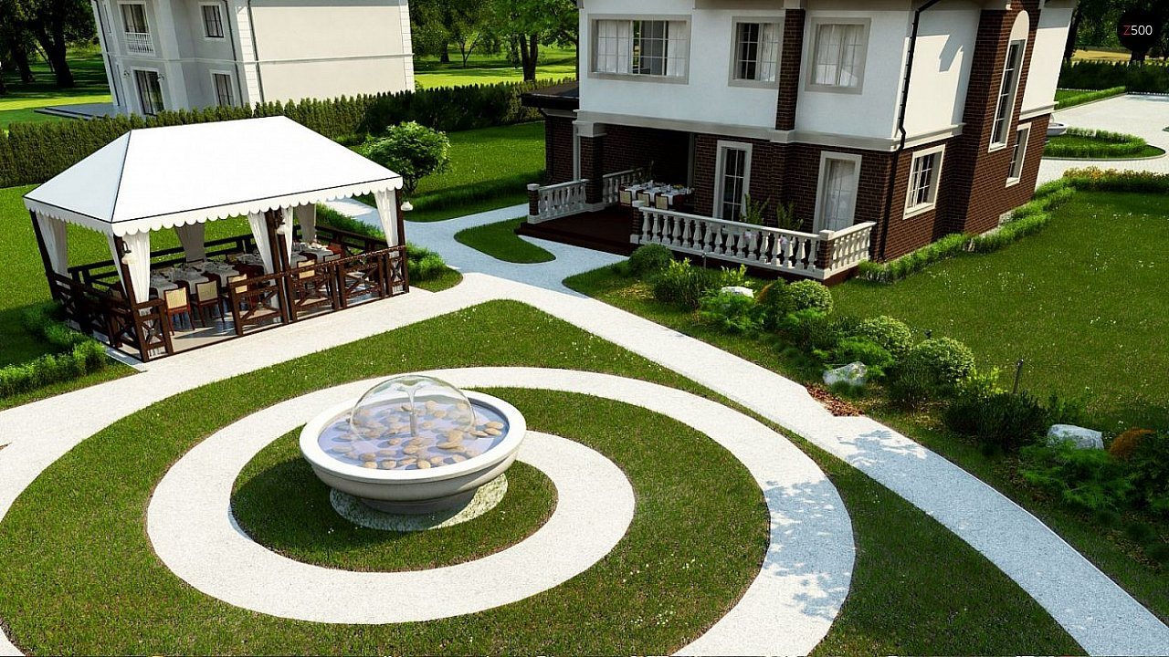 Проект двухэтажного дома, адаптированный для строительства в сейсмоопасных районах 5