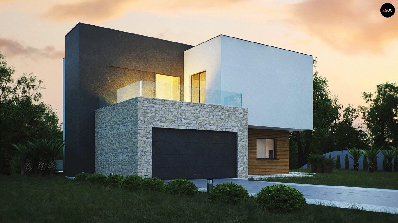 Трехэтажная современная резиденция с террасами и бассейном . 1