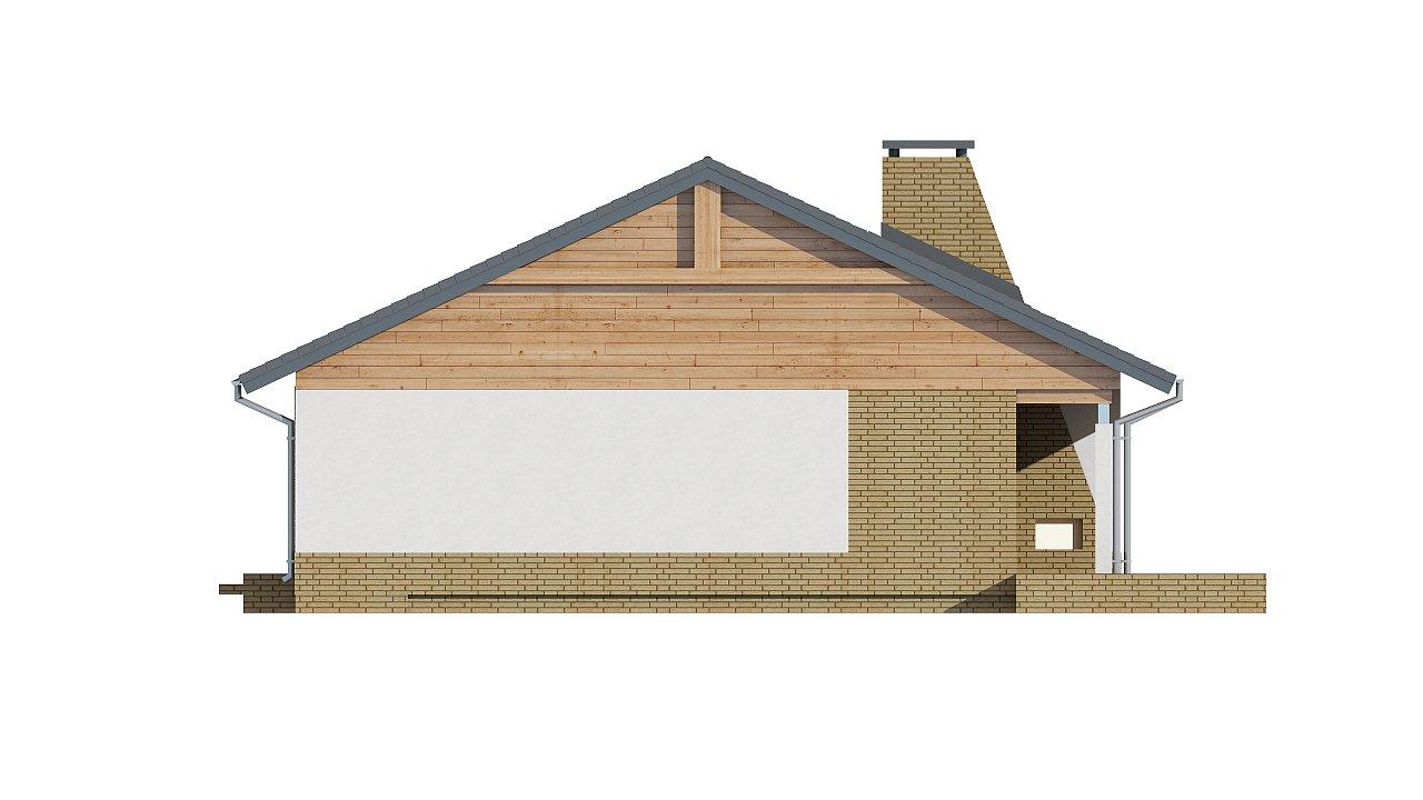 Версия увеличеного одноэтажного дома Z41 - фото 12