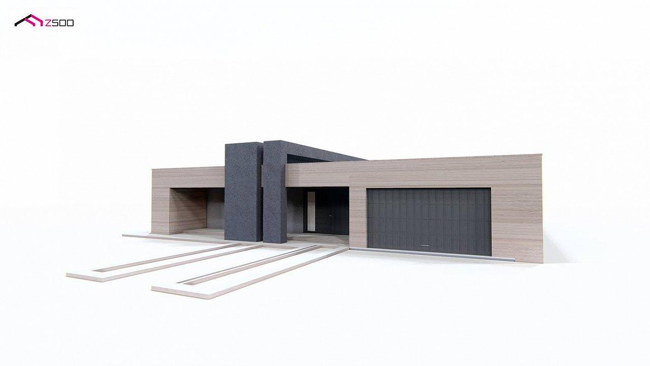 Современный дом с одноуровневой планировкой для большой семьи. - фото 10