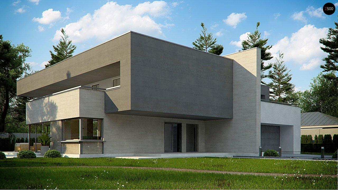 Комфортный современный двухэтажный особняк с сауной на втором этаже - фото 3