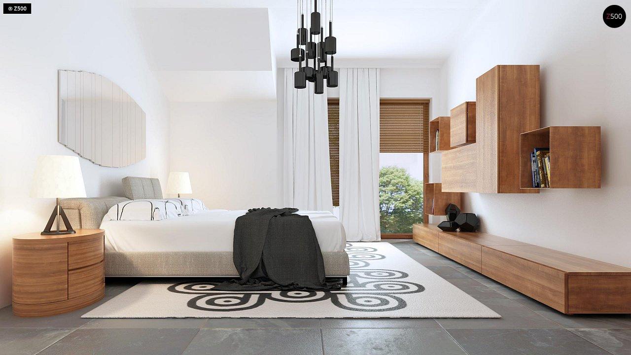 Дома близнецы стильного современного дизайна. 9