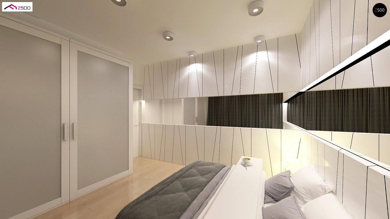 Функциональный компактный дом интересного дизайна. - фото 7