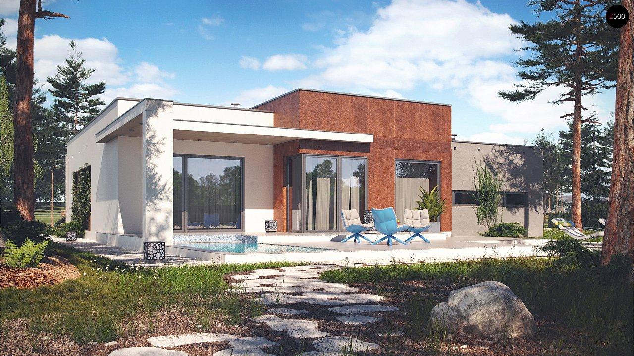 Комфортный современный дом со светлым и уютным интерьером. 2