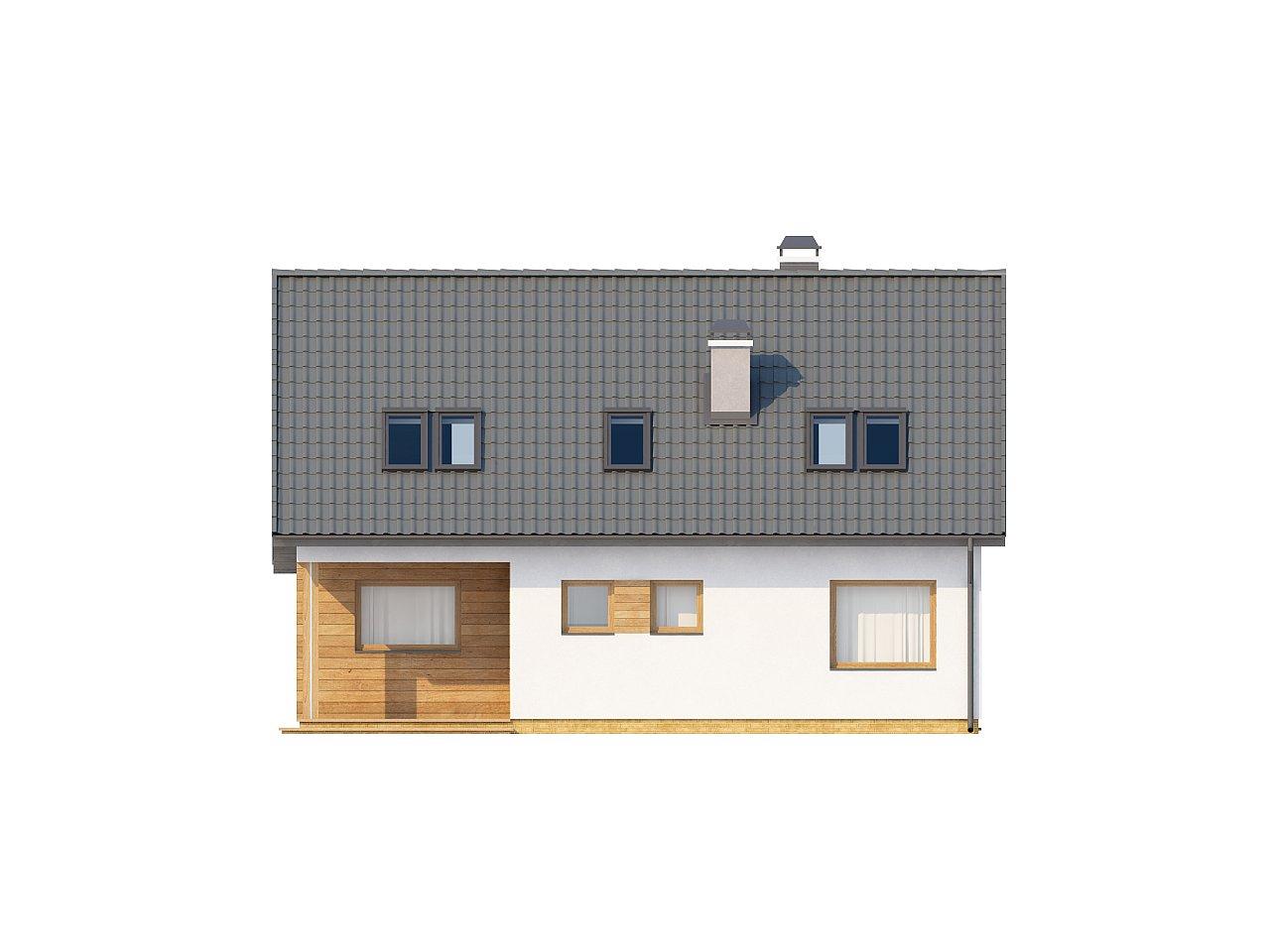 Проект комфортного и выгодного дома. 21