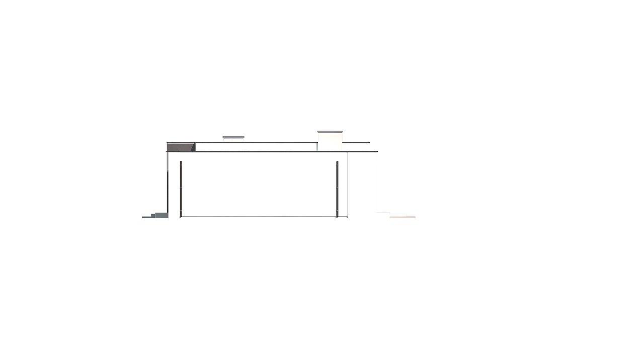 Вариант проекта Zx102 с гаражом на одну машину. 26