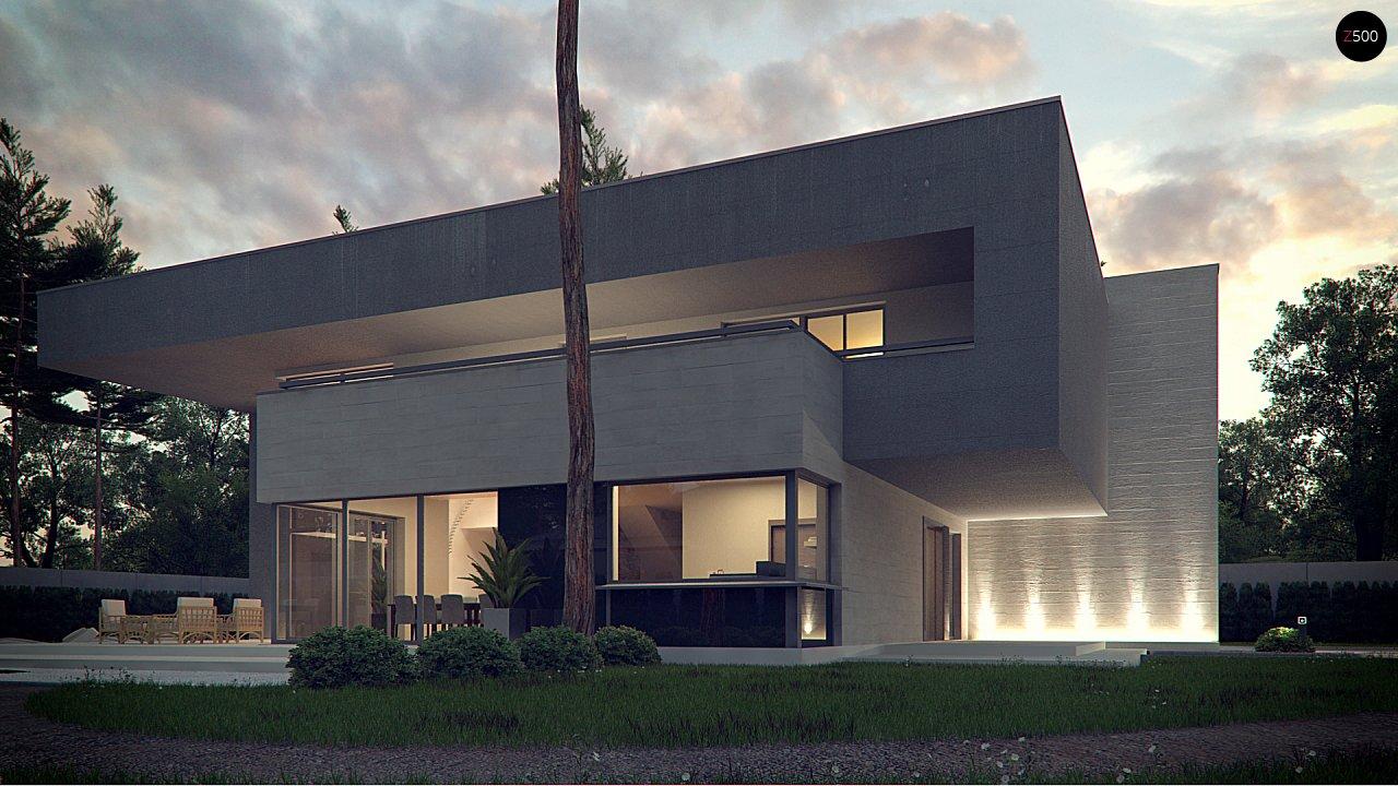 Комфортный современный двухэтажный особняк с сауной на втором этаже - фото 10