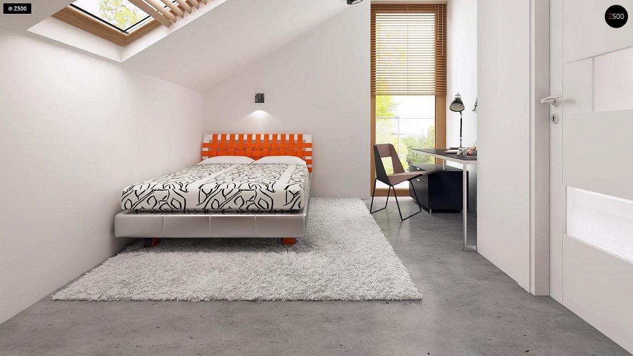 Компактный, аккуратный и стильный дом с двумя спальнями. - фото 9