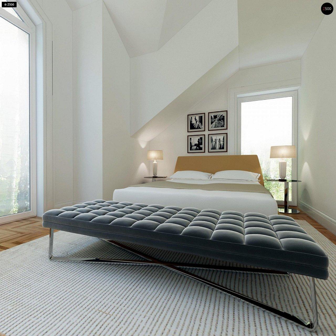 Удобный и красивый дом с красивым окном во фронтоне. 15