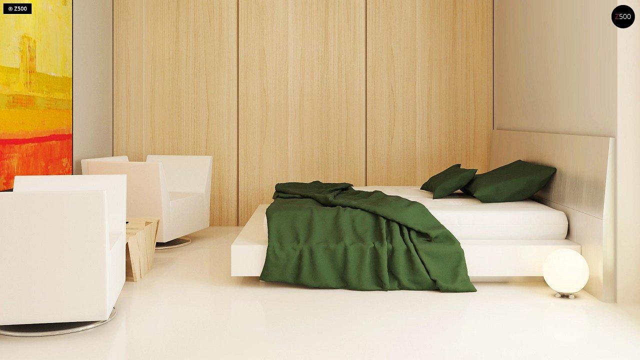 Прекрасное сочетание строгих минималистичных форм и уютного практичного интерьера. 17