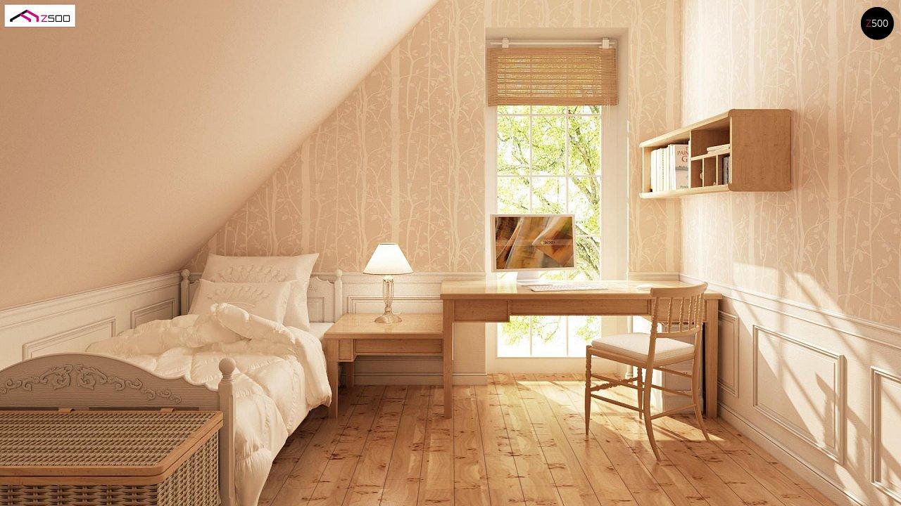 Практичный функциональный дом, недорогой в строительстве и эксплуатации. 7