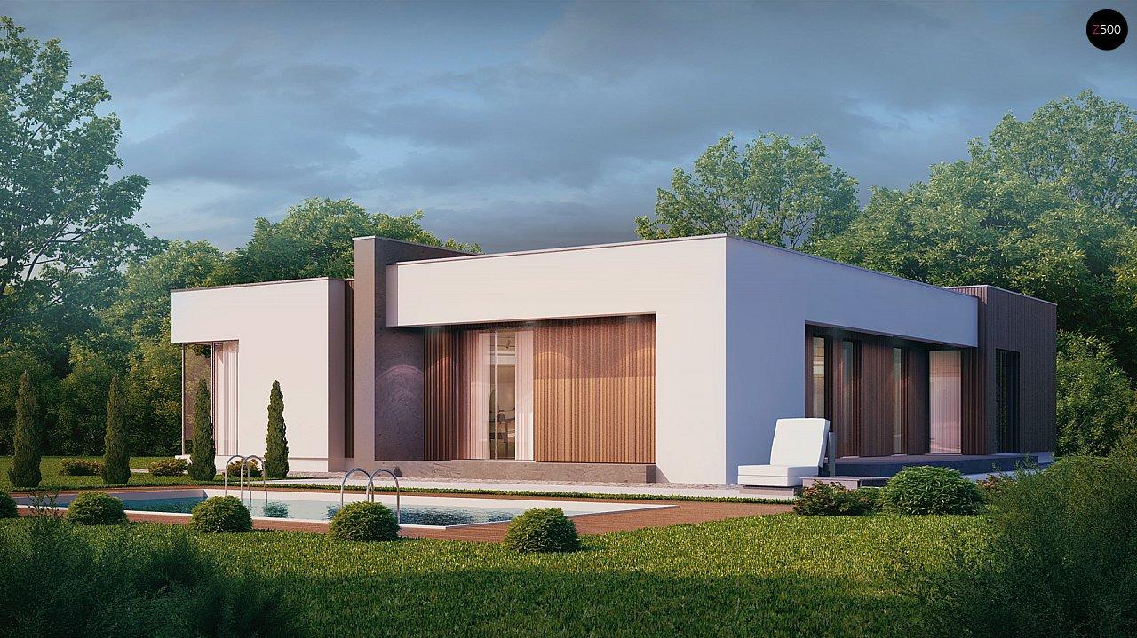 Прекрасное сочетание строгих минималистичных форм и уютного практичного интерьера. 2