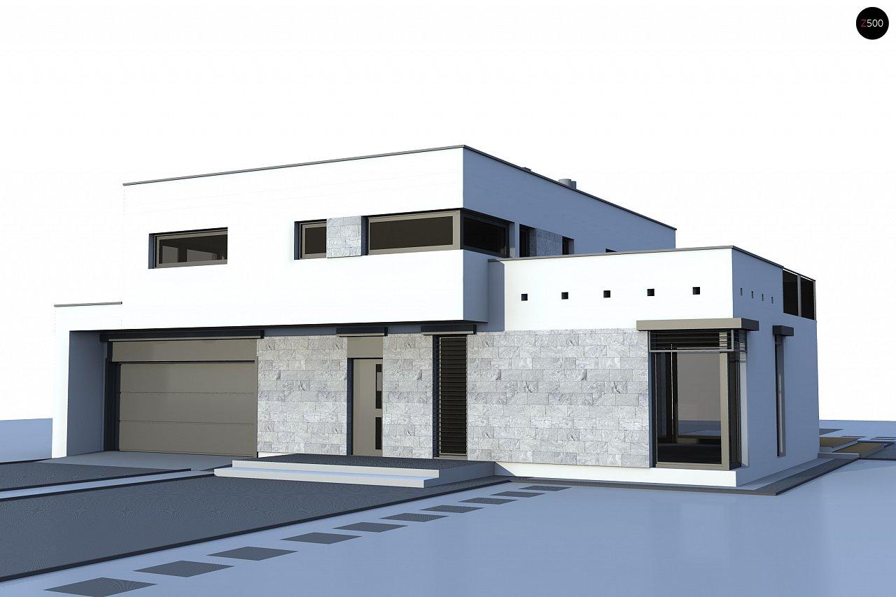 Комфортная резиденция, современный дизайн, оптимальная планировка помещений. 3