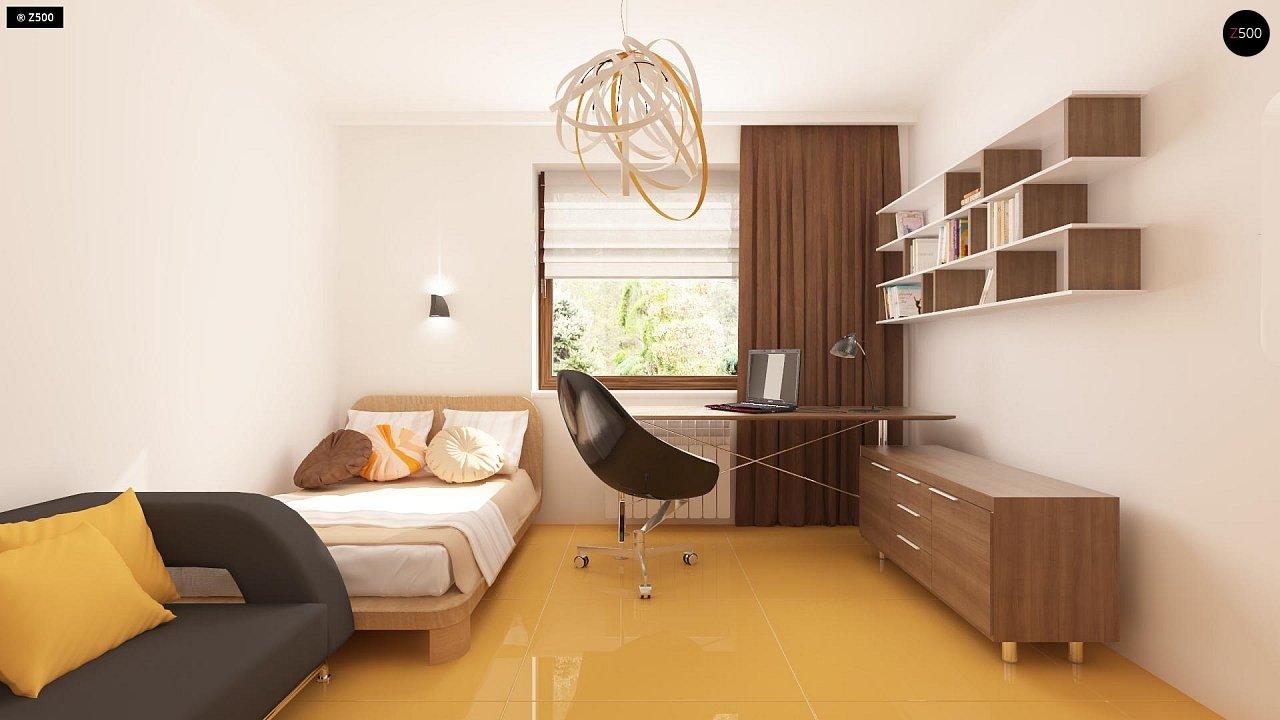 Одноэтажный дом традиционного характера с тремя удобными спальнями и встроенным гаражом. - фото 10