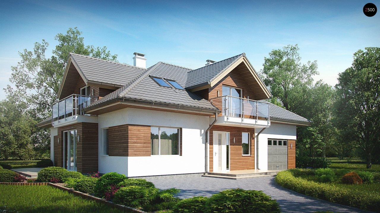 Дом в традиционном стиле