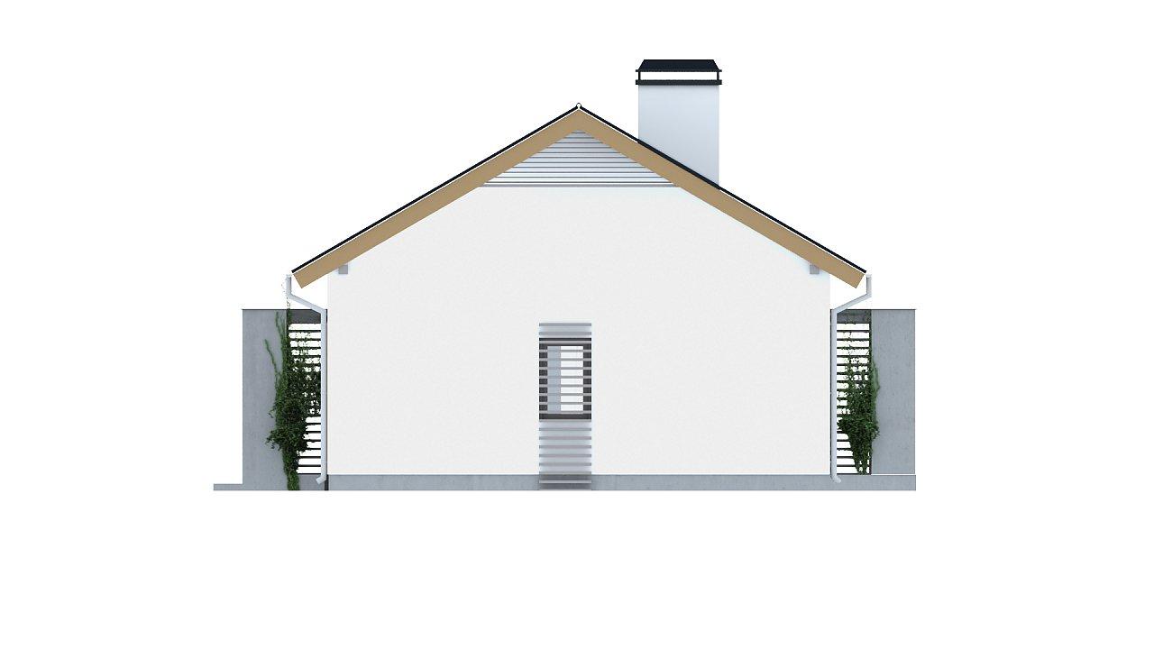 Удачное сочетание традиционных форм, современного дизайна и удобной планировки. 15