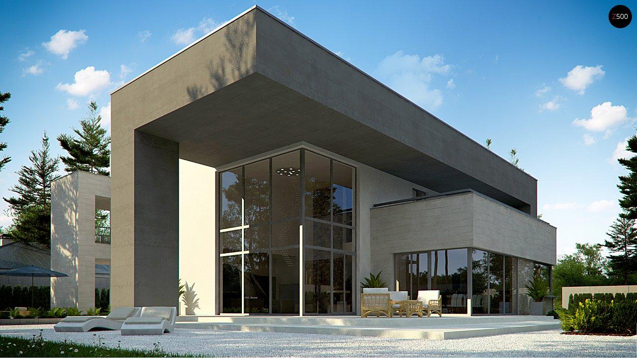 Комфортный современный двухэтажный особняк с сауной на втором этаже - фото 4