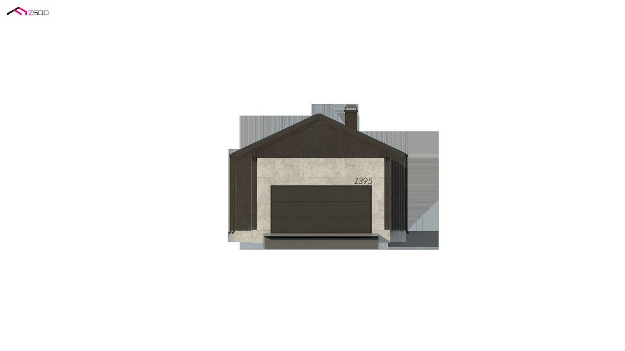 Дом в необычном современном стиле для большой семьи - фото 9