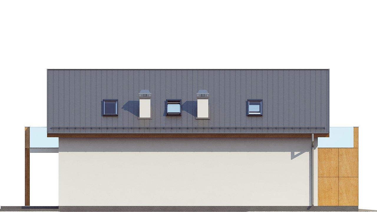 Практичный и уютный дом, идеально подходящий для вытянутого участка. 17