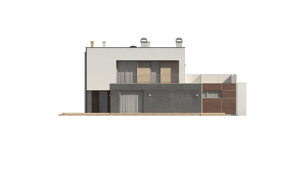 Комфортный современный дом с дополнительным помещением для коммерческого использования. - фото 7