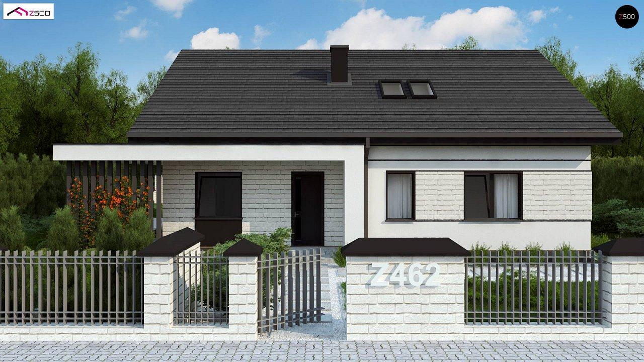 Комфортный просторный дом с одноуровневой планировкой. - фото 3