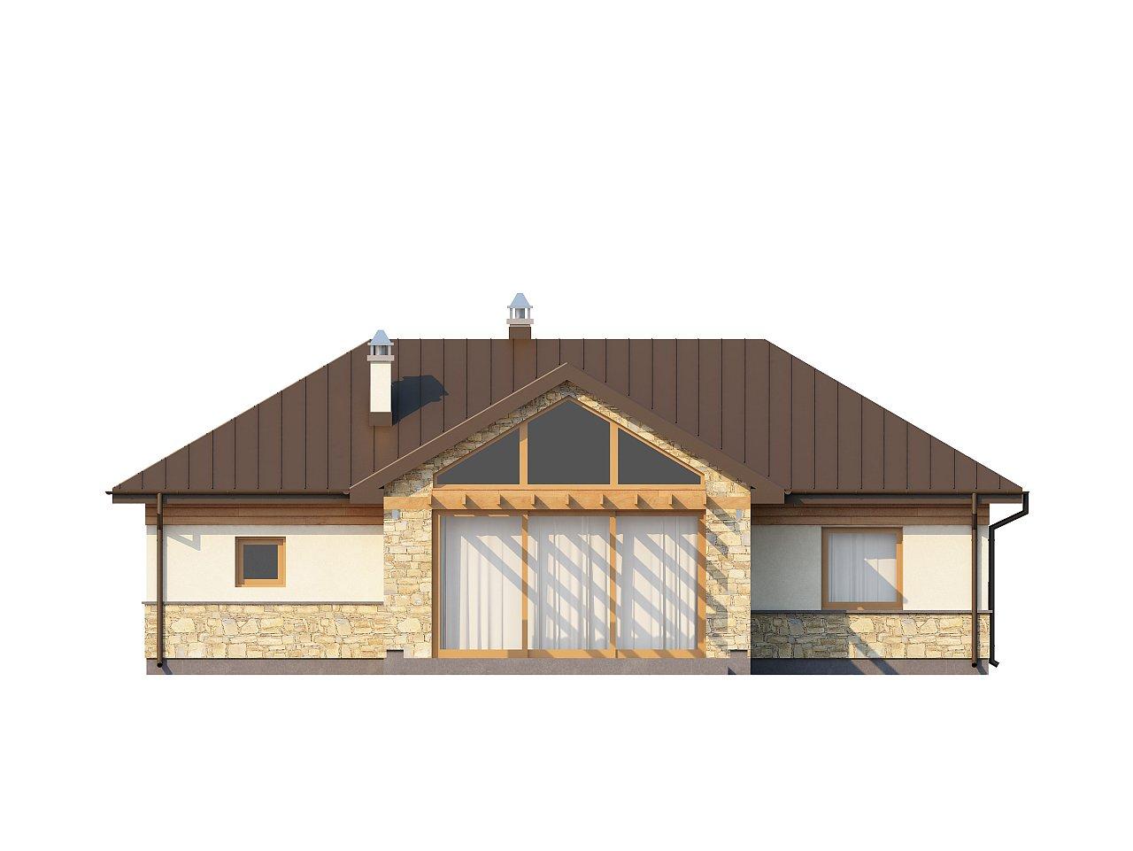 Функциональный компактный дом интересного дизайна. - фото 11