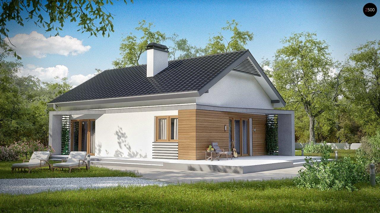 Удачное сочетание традиционных форм, современного дизайна и удобной планировки. 2