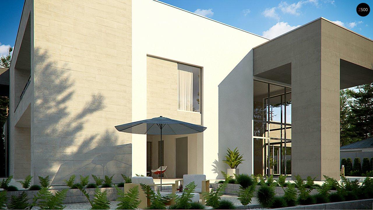 Комфортный современный двухэтажный особняк с сауной на втором этаже - фото 6