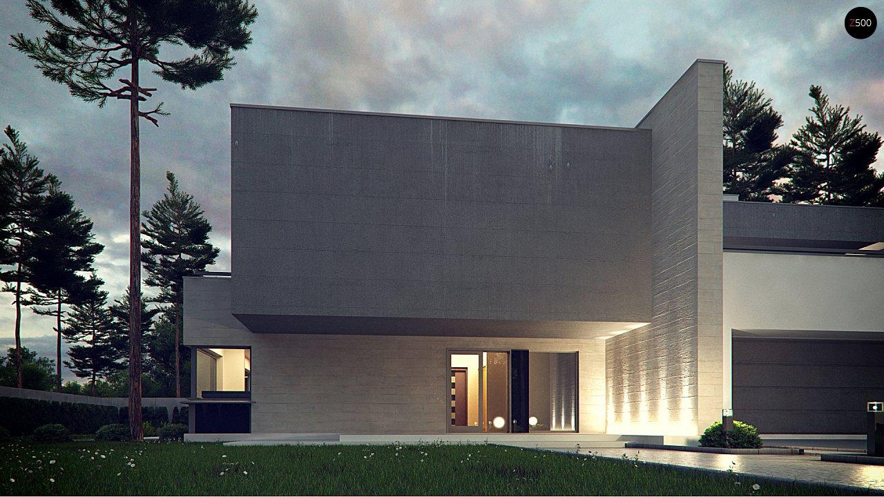 Комфортный современный двухэтажный особняк с сауной на втором этаже - фото 16