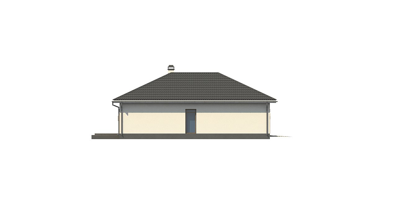 Классический вариант реализации фасадов на основе проекта Z208. - фото 9