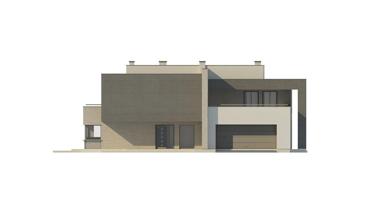 Комфортный современный двухэтажный особняк с сауной на втором этаже - фото 19