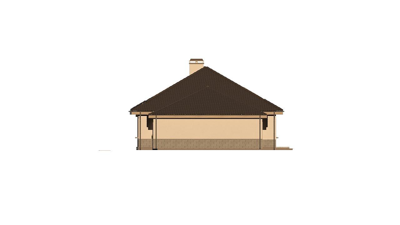Современный дом с гаражом 5