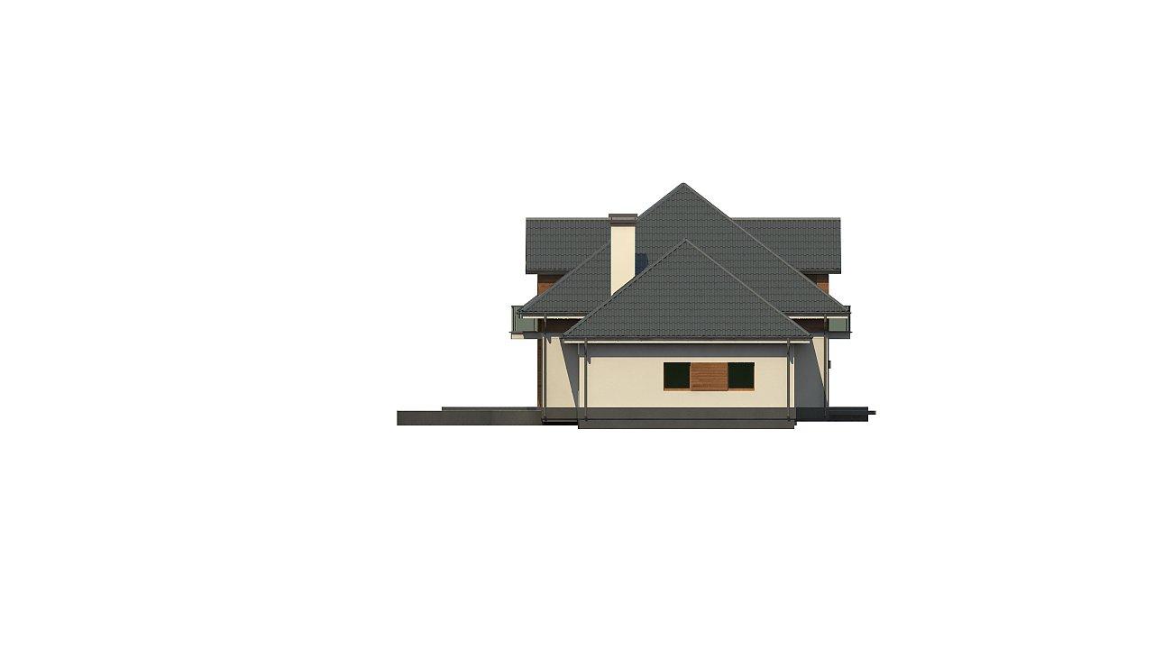 Проект дома Z50 в современной интерпретации. - фото 8