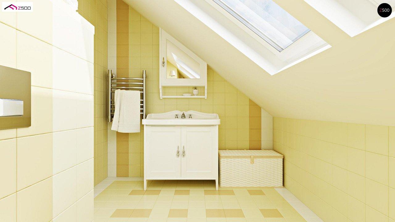 Практичный функциональный дом, недорогой в строительстве и эксплуатации. 12