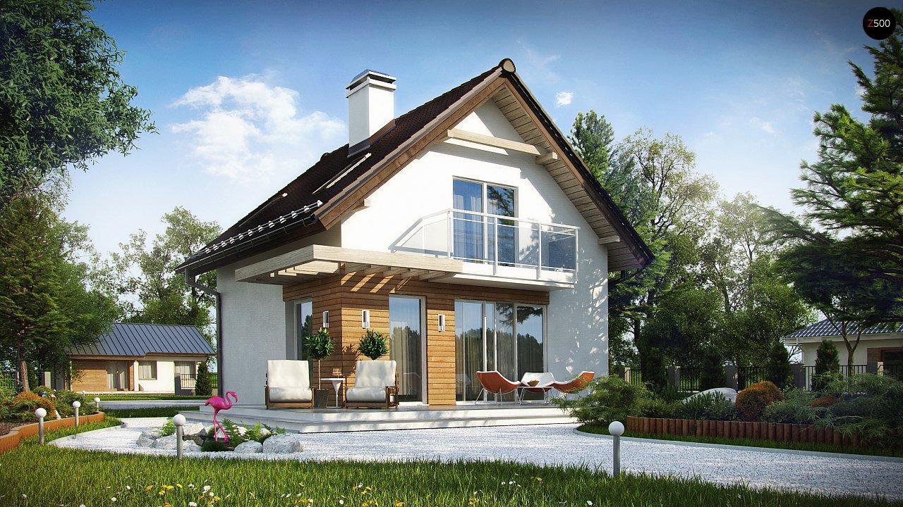 Компактный, аккуратный и стильный дом с двумя спальнями. - фото 2