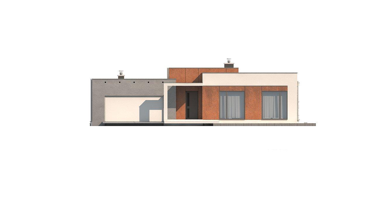 Комфортный современный дом со светлым и уютным интерьером. 15