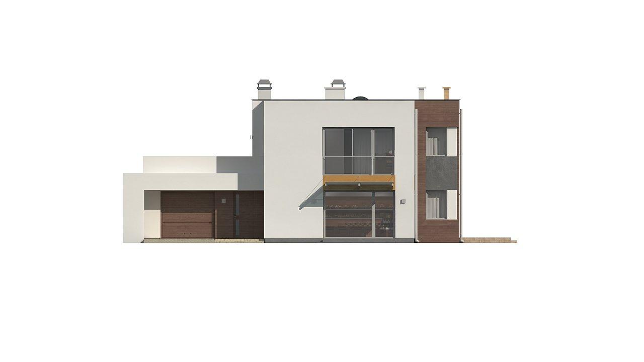 Комфортный современный дом с дополнительным помещением для коммерческого использования. - фото 5