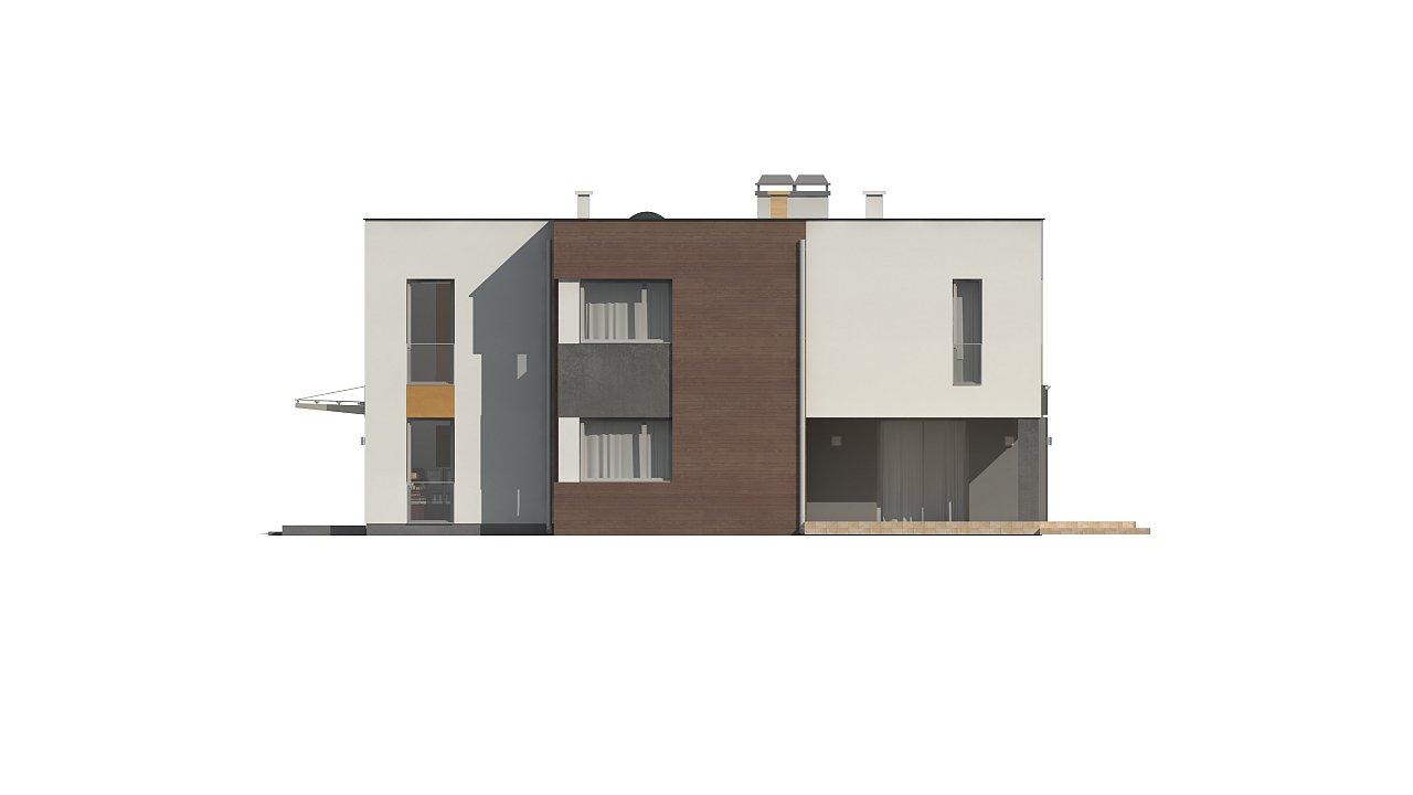 Комфортный современный дом с дополнительным помещением для коммерческого использования. - фото 8