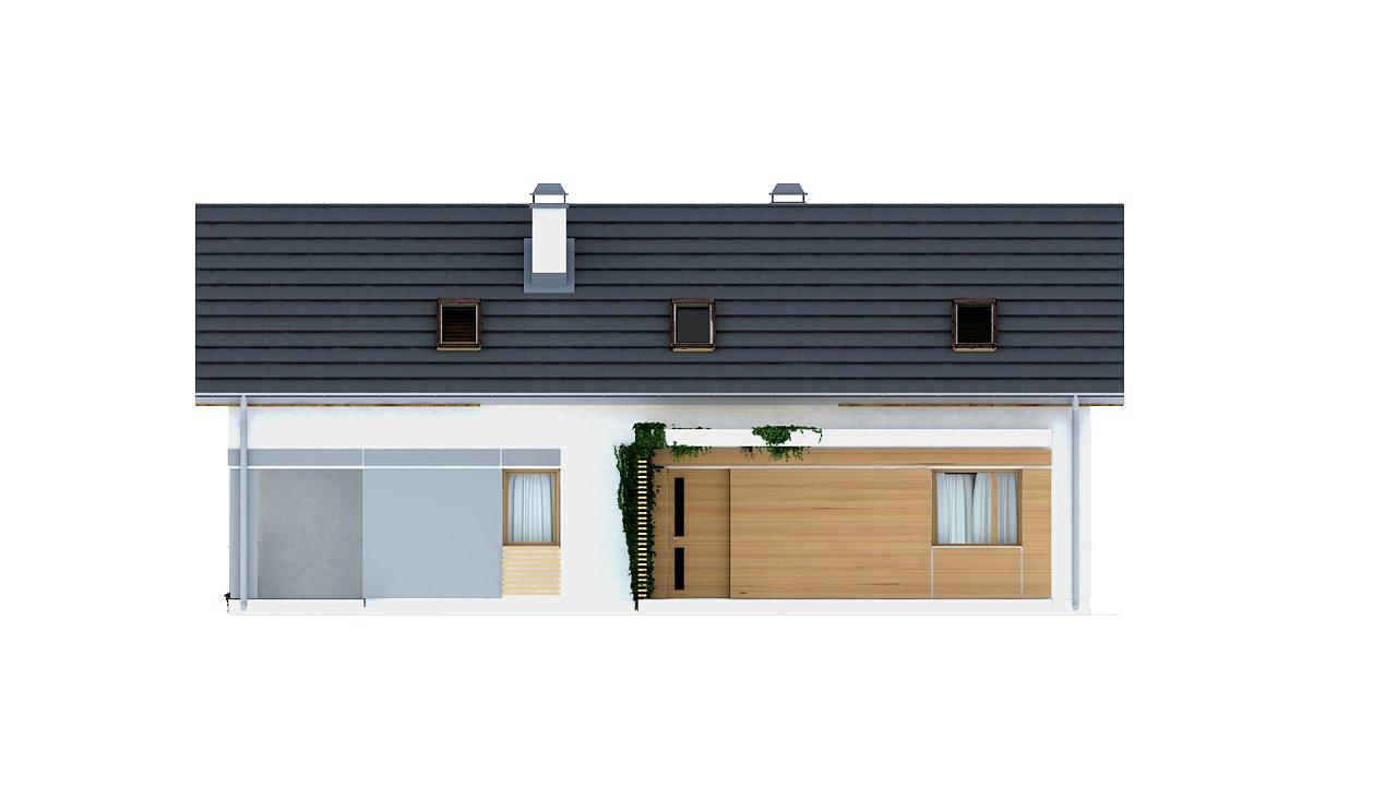 Функциональный удобный двухквартирный дом с отдельными входами в каждую из них. 3