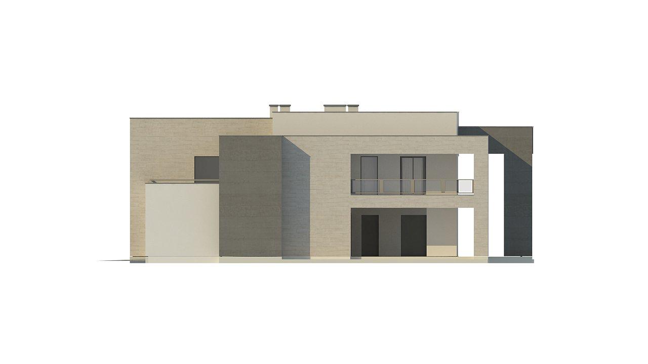 Комфортный современный двухэтажный особняк с сауной на втором этаже - фото 22
