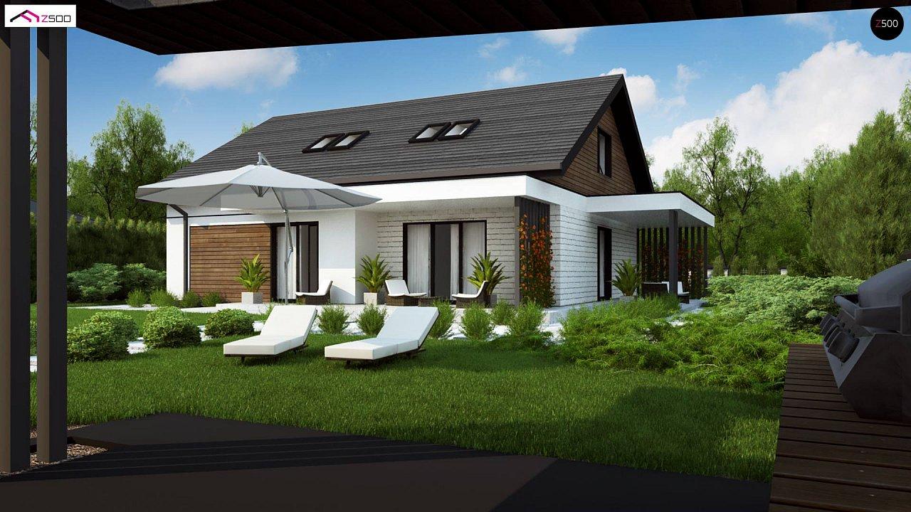 Комфортный просторный дом с одноуровневой планировкой. - фото 2