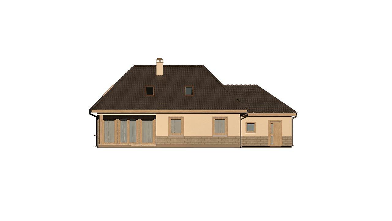 Современный дом с гаражом 6