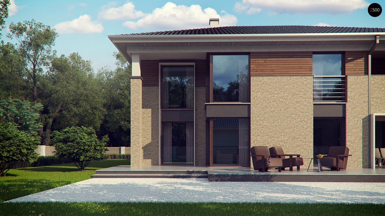 Комфортная двухэтажная усадьба с гаражом на 2 авто, с сауной на 1 этаже - фото 6