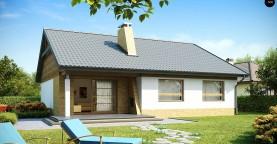 Выгодный небольшой одноэтажный дом с тремя спальнями.